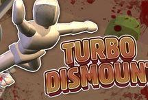 Turbo Dismount Ep 1 | High Flying Carnage