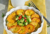 Colombian food