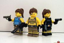 Wonderful World of Lego / by Karen de Goede