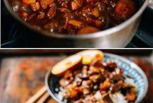 Rice Pork
