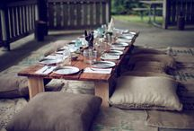 Floor tables