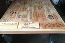 Wooden winebox ideas