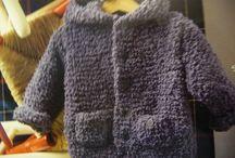 Veste à capuche bébé