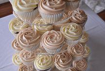 Wedding Cake/ Cupcake Ideas