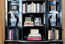 Libraries|Bookshelves