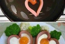 valentine' s gay food