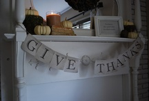 Thanksgiving and Fall / by Christina DeGuzman