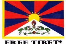 Free Tibet / Free Tibet !!! Fuck the Chinese communists !!! Boycott Made in China !!! Nekupujte čínské zboží !!! Hamba Číně a zmrdovi Zemanovi !!!