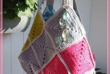Mi primer bolso Granny - Crochet ☼