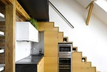 tiny house/apartment