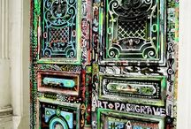 DOORS/WINDOWS / by Denesse Mcbayne