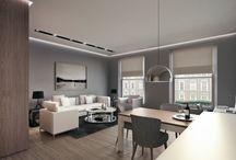 NIMA 3D rendering / Interiors Rendering Created by NIMA