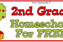 9. Homeschool second grade
