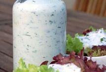 saláta öntet