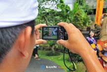 Galungan 2014 / Celebrating Galungan day at KajaNe / by KajaNe Bali
