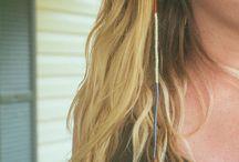 hair wraps and boho hair