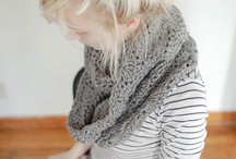 Knitting & Crochet / by Bonnie Reilly