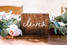 Wedding - Seat Arrangements