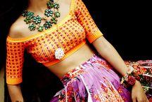Ethnic clothing inspires fashion