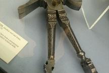 hand tools/szerszámok / antique handttol in artistic design