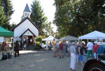 Parksville Museum's Farmers Market / The farmers market that occurs within the Craig Heritage Park at the Parksville Museum. Happens EVERY Friday May 22, 2015 - October 09, 2015. 5pm-8pm Hope to see you there!