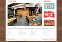 Grid Web Design / Diseños Grid para páginas web! / by Linda Lara
