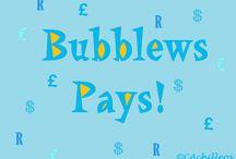 Writing sites - Bubblews