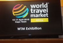 World Travel Market Africa,2015 / World Travel Market Africa; held from April 15-17; 2015,Cape Town International Convention Center, South Africa.