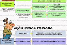 DIREITO PENAL / e PROCESSO PENAL