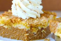 Fall recipes with Pumpkin and apples