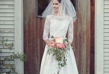 wedding inspiration / white, dream, vintage