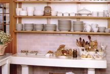 decor kitchens / by Lolla Orchard