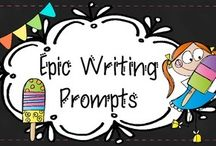 Writing for Primary School / This is a board that focuses on ideas / worksheets that helps to develop writing skills in students.