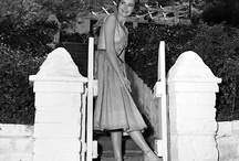 vintage / Grace Kelly, Audrey Hepburn, style icons, movie icons.... Sigh. I think I was meant for another time.