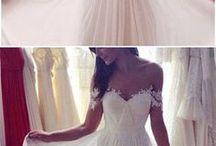 vestidos de novia sueño !!