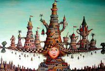 Ciudades Imaginarias