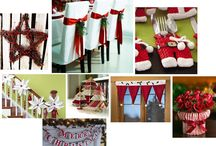 Christmas Decor / Lovely ideas for decorating your home this holiday season.
