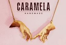 Caramela Necklaces / Handmade Necklaces