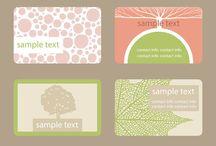 デザイン、カード