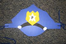 Preschool Community Helpers Crafts / by Christy Price