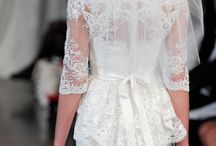 the dress / Wedding dress ideas