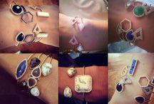 My jewelry style