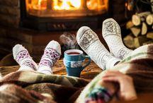 Cozy Winter`•. ¸ ¸. ☆ / #cocooning #hygge #hiverdouillet