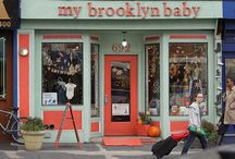 Brooklyn NY / One of my favorite places in the world is New York City.
