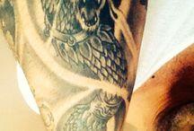 November tattoos / every tattoo has a story :) .