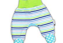 Baby clothes / Baba ruhák, szabásmintával
