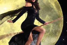 Witch Sorceress Costumes