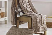 pletené deky