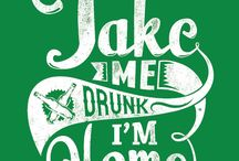 St. Patty's Day Tees