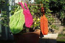 Filet provisions crochet / Filet provision crochet